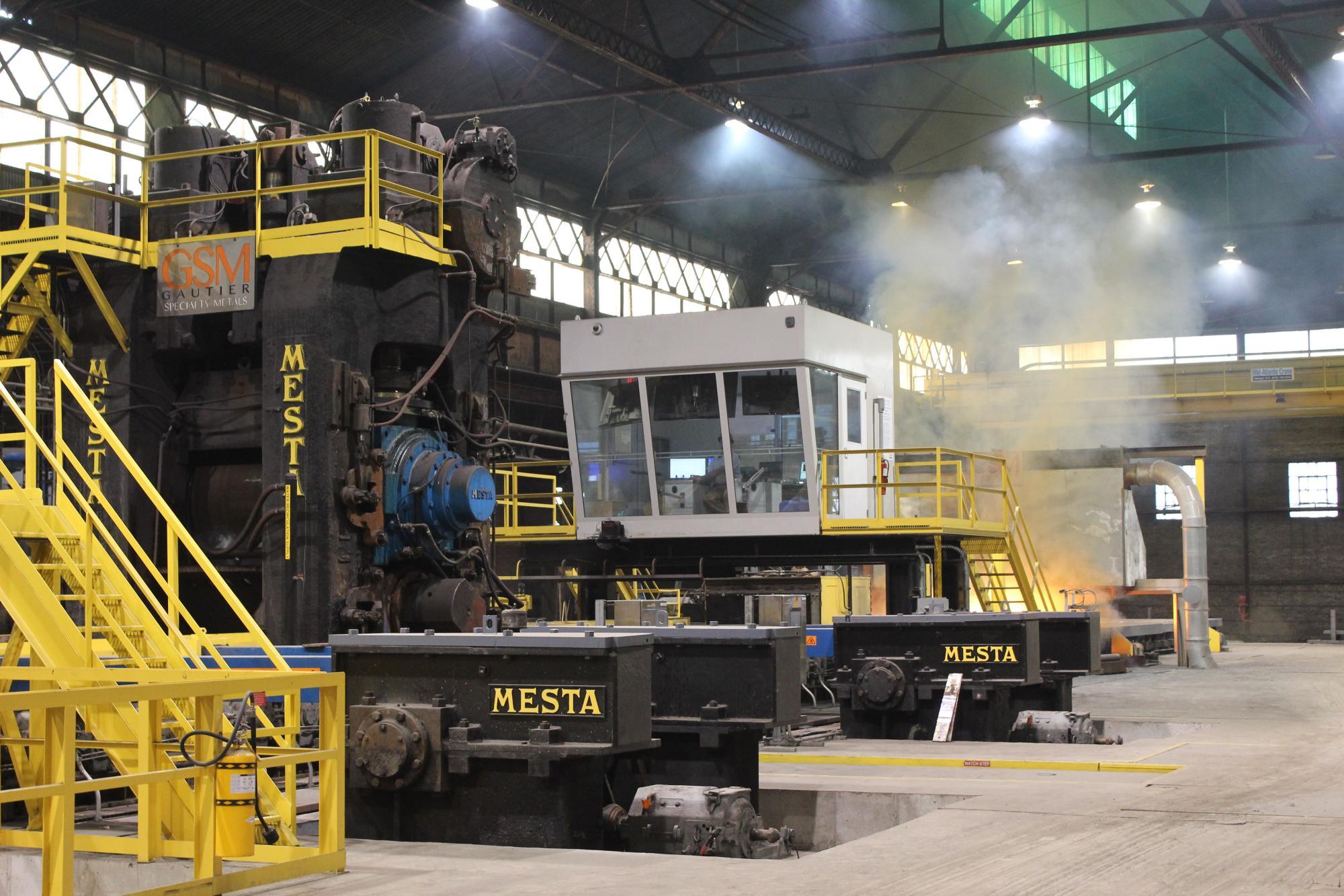Gautier Specialty Metals - history-Johnstown, PA